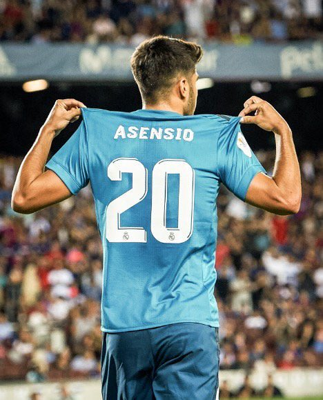Real Madrid will offer Marco Asensio a new contract containing a world...