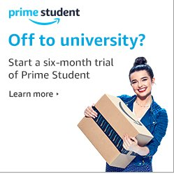 UK #Students ! The deal of the year - 6 months FREE trial of Amazon Prime and then a 50% discount for a year! Look  http:// smarturl.it/StudentPrimeUK ?IQid=1TM25-9 &nbsp; … <br>http://pic.twitter.com/G25b7Bcpyv