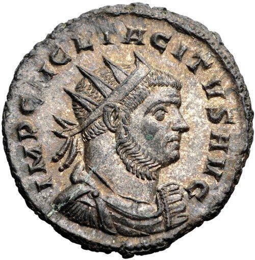 Today in #history: The Senate proclaims Marcus Claudius Tacitus Emperor in #Rome. (275 CE) #OTD   Image: Rasiel Suarez<br>http://pic.twitter.com/nmRYanESDw