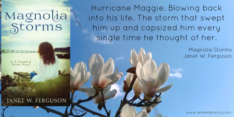 #giveaway of Magnolia Storms by @JanetwFerguson  http:// bit.ly/2wRAFww  &nbsp;   #amreading #hurricanes #firstloves<br>http://pic.twitter.com/EKHHJ6o8QN