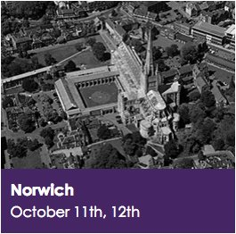 Are you based in Norwich? Then come along to @TSG_Norwich next month - Get your free tickets:  http://www. thesolicitorsgroup.com/Exhibitions/La wNorwichOctober/ &nbsp; …  #TSGLaw #legal<br>http://pic.twitter.com/tTER2sOMa3