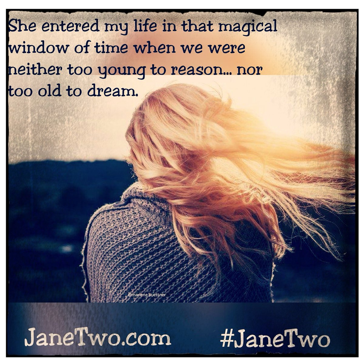 Wonderful book #JaneTwo  @seanflanery  #support #quotes #mustread  #mondaymotivation  She entered my life in...  https://www. instagram.com/p/BZddXlcHYEp/  &nbsp;  <br>http://pic.twitter.com/jdOY9xEKOL