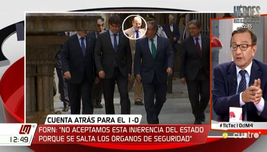 ¿A quién deben obedecer los @mossos? #TicTac1OctM4 > https://t.co/I...