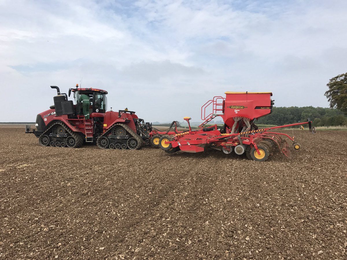 Planting #harvest18, wonder how many have considered from April 19 the sale of this crop will fall under #WTO terms #uncertaintimesahead<br>http://pic.twitter.com/kg4PDprRUO
