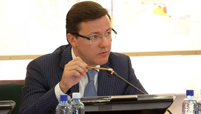 Путин назначил Азарова врио главы Самарской области https://t.co/ijpEd...
