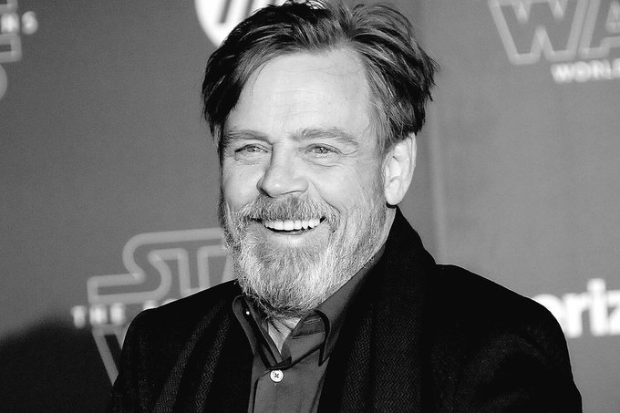 Happy birthday to the best person on earth, Mark Hamill!