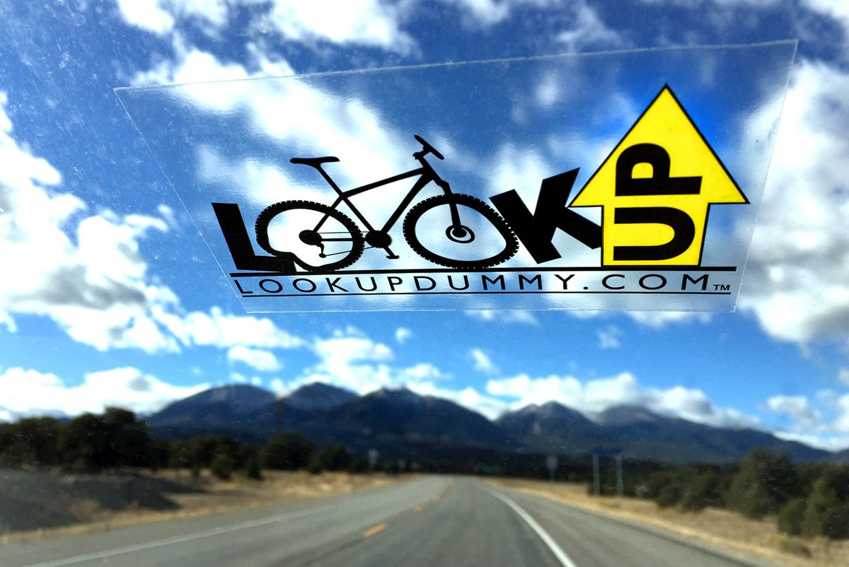 I love my bike. So I never drive without Best roof rack reminder ever.   http:// lookupdummy.com  &nbsp;    #mtb #mountainbike #mountainbiking #bike<br>http://pic.twitter.com/eOzDi5v40y