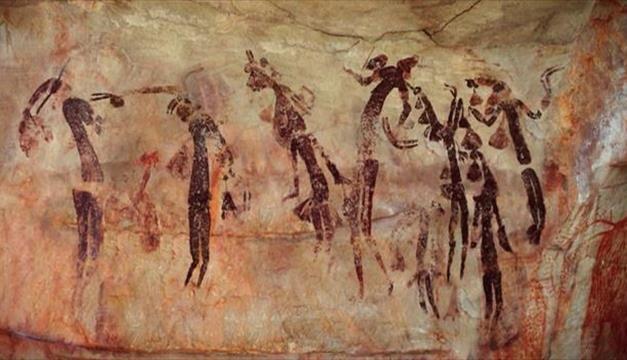 Une équipe d'archéologues a recensé des millions de #PeinturesRupestres très anciennes au nord de l'#Australie  https://t.co/vaHAF0iONf