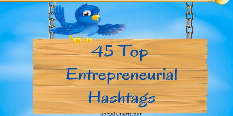 45 Popular #Entrepreneurial #Twitter Hashtags You Should Use Today  http:// bit.ly/1zu7DUF  &nbsp;  <br>http://pic.twitter.com/jNaHqHZbdH