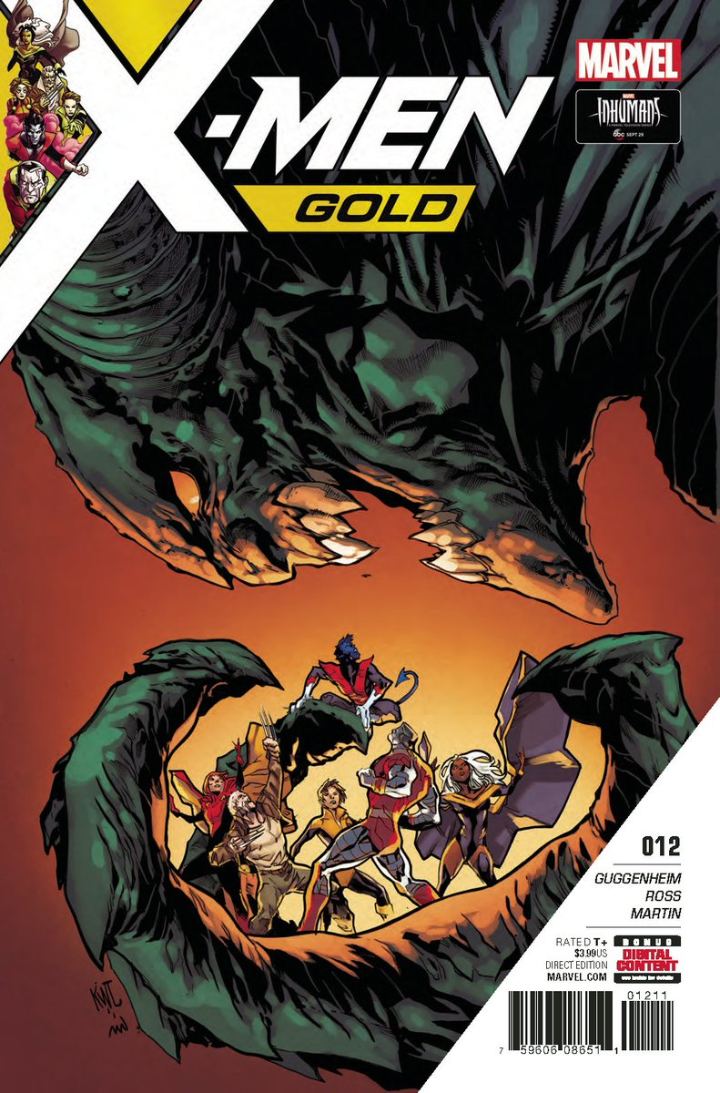 X-Men Gold #12 Review **Spoilers**   https:// columbuscomicscorner.tumblr.com/post/165712915 575/x-men-gold-12-review-spoilers-writer-marc &nbsp; …   #XmenMonday #Xmen #XmenGold #Marvel <br>http://pic.twitter.com/sWgi7ThA09