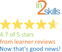 4.7 out of 5 stars from our #learner reviews. If you&#39;re looking for a  #newstart or to boost #skills, get in2skills  https://www. facebook.com/pg/in2skills/r eviews &nbsp; … <br>http://pic.twitter.com/dbWJXdMVNz