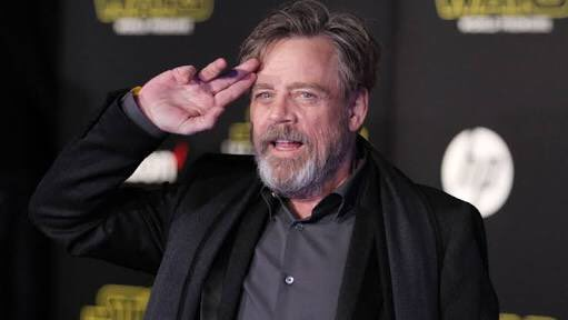 Happy birthday Mark Hamill ! May the force be with you !