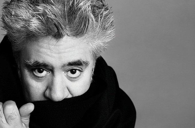 Happy birthday to a truly extraordinary filmmaker, Oscar winner Pedro Almodovar!