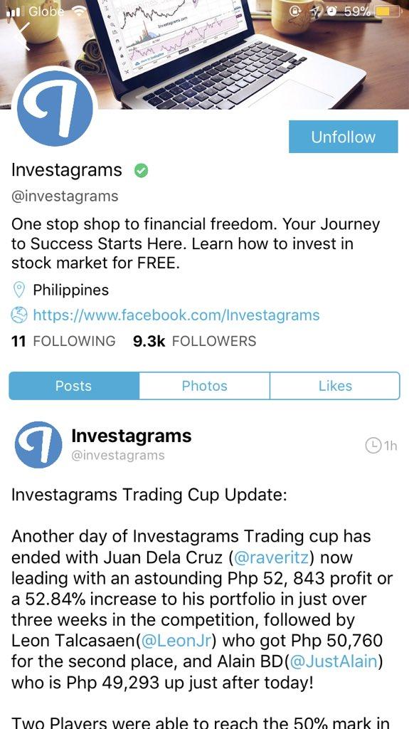 Investagrams on Twitter: