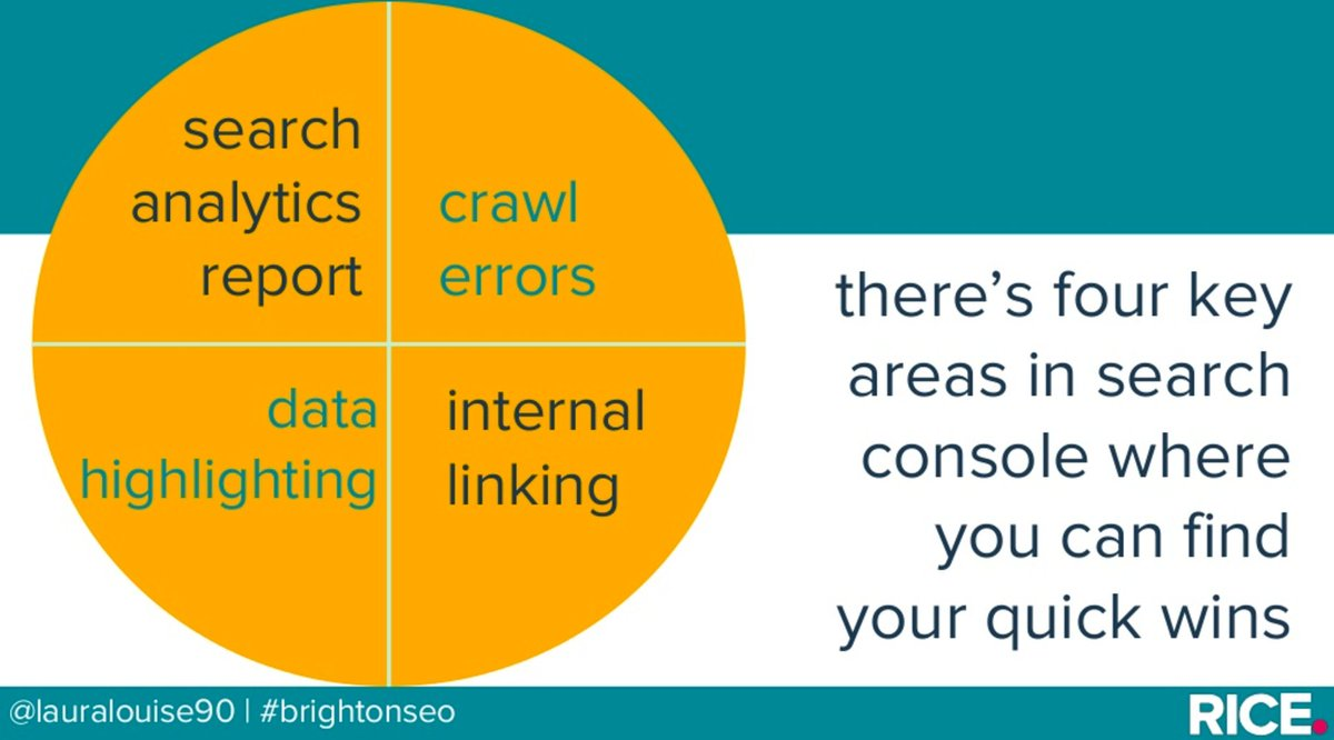 How to use #Search Console for quick #SEO wins  http:// bit.ly/2xpK6H9  &nbsp;   @terezalitsa<br>http://pic.twitter.com/6su6J0AW8U