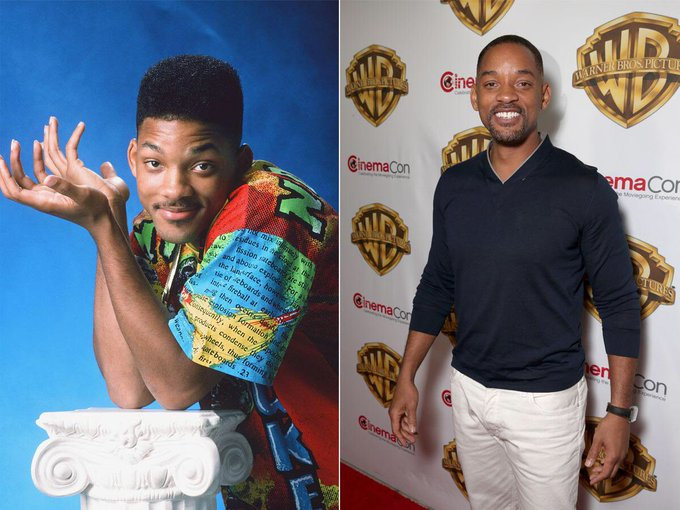 Happy 49th Birthday to Will Smith! The actor who played himself in The Fresh Prince of Bel-Air.
