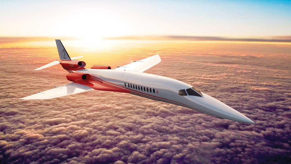 NASA 'Concorde'un oğlu' için geri sayıma...