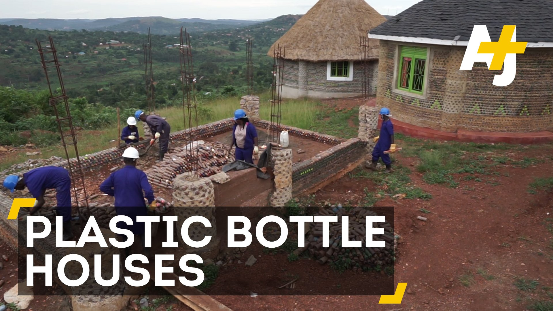 RT @ajplus: These houses are made from plastic bottles. https://t.co/GnaluJSN3j