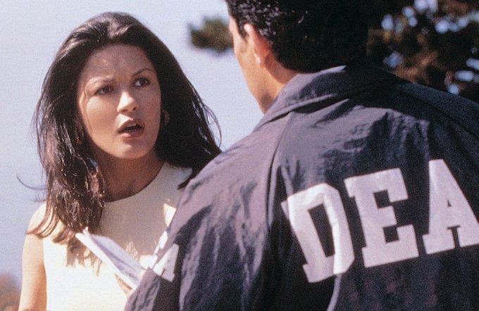 Happy birthday to both Catherine Zeta-Jones and Michael Douglas. (Yes, that\s correct.)