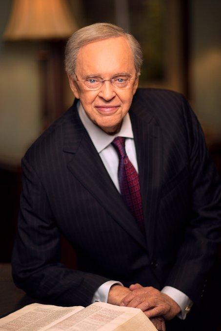 Happy 85th Birthday Dr. Charles Stanley!