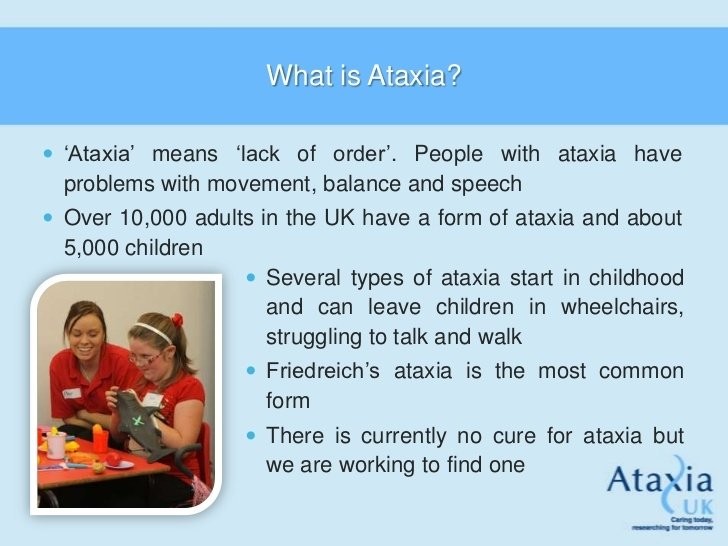 What is #Ataxia? Spread awareness of this rare #disorder this #IAAD17. #globalhealth #healthcare #Health #Medical #medicine #HealthForAll<br>http://pic.twitter.com/CjqL2fjtLw