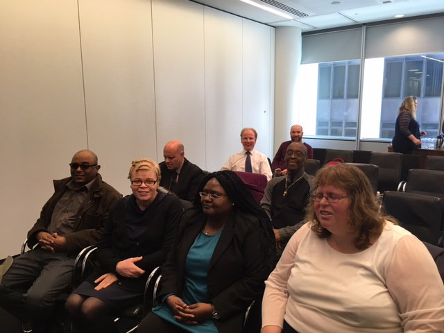 Our service users went to an Employability Day we organised with @LocktonUK to help them prepare for the job application process #employment <br>http://pic.twitter.com/u6NwOhbH8d