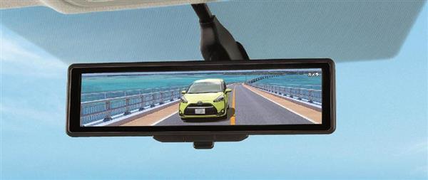 パナソニックがトヨタ向けに電子インナーミラー 「ノア」「ヴォクシー」など4車種 https://t.co/Fp73FpooWt