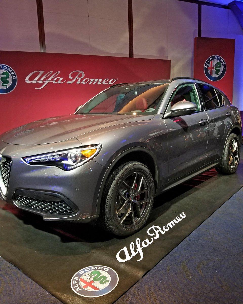 Alfa Romeo USA (@AlfaRomeoUSA)