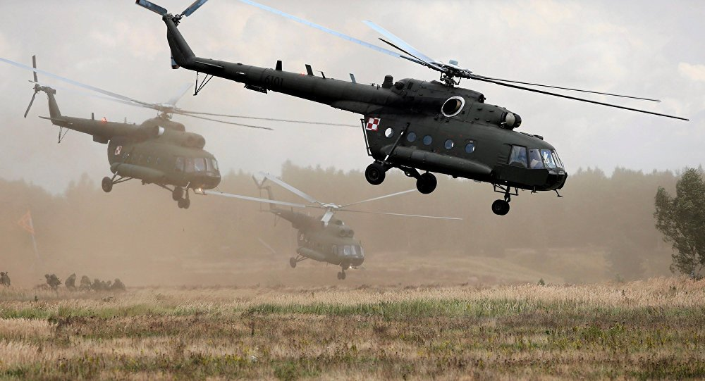 #NATO&#39;s #Dragon17 drills: &#39;Dangerous dreamers are dreaming of real war with Russia&#39;  https:// sptnkne.ws/f6tw  &nbsp;   #military #Poland<br>http://pic.twitter.com/nRIjuNcqWd