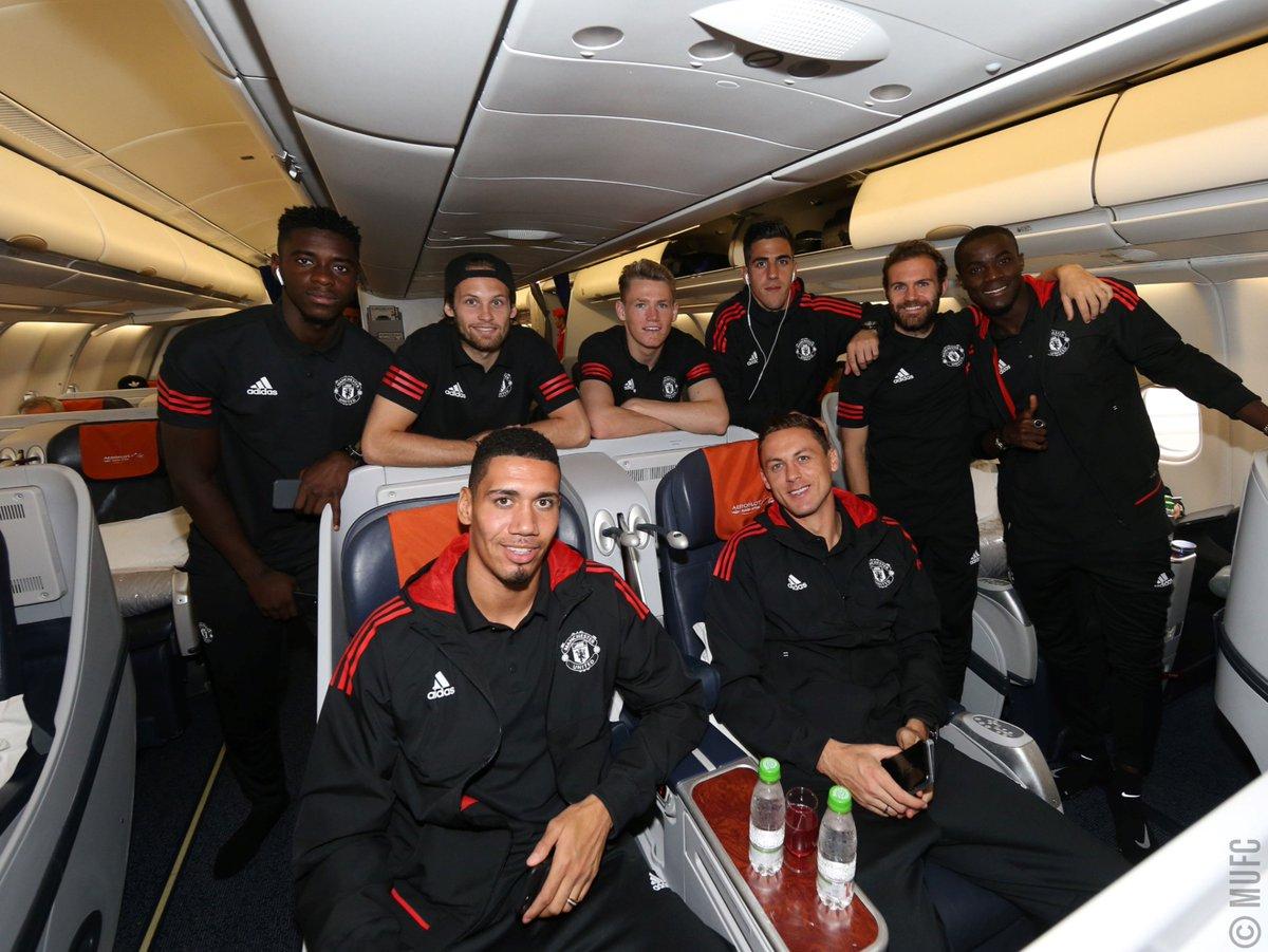 En route to Moscow with @Aeroflot. 🇷🇺✈️ https://t.co/VyYlFx9yXL