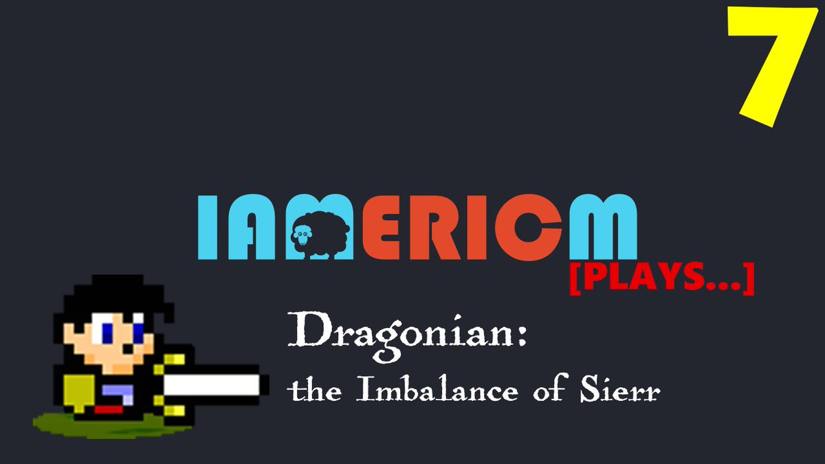 Dragonian - PART 7 - I Am Eric M Plays #letsplay #indiegames  https:// buff.ly/2hskRux  &nbsp;  <br>http://pic.twitter.com/fjXfGgmZIR