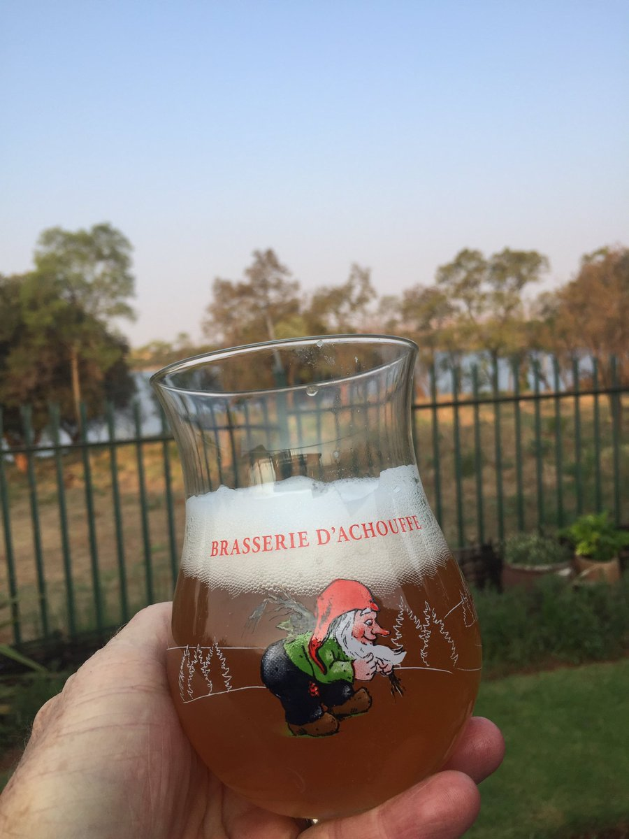 #beaut #weather for #braaiday #heritageday so what better way than with @LaChouffeGnome to celebrate it with! @belgianbeercom @TastingLeague<br>http://pic.twitter.com/JY2m3cO2s5