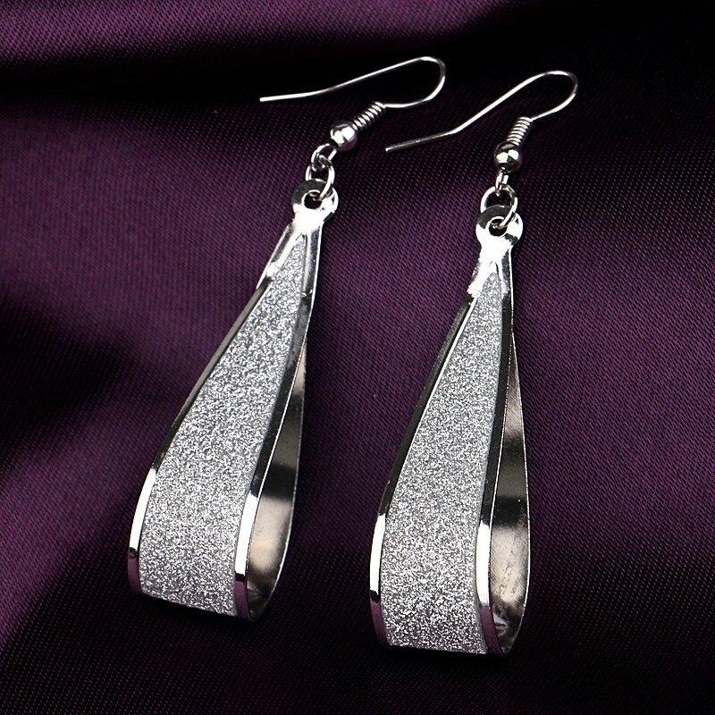 #Silver Plated Scrub Drop Dangle Hook #Earrings http:// ebay.co.uk/itm/1625248415 97 &nbsp; …  #UkBizHour #Londonislovinit #ATSocialMedia #Atsocial #flockbn #SNRTG<br>http://pic.twitter.com/WMiFw3OHNl