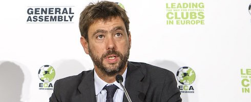Andrea Agnelli is banned for a year for his role in selling tickets to ultras, #Juventus fined €300,000  https://www. football-italia.net/110402/agnelli -banned-year &nbsp; … <br>http://pic.twitter.com/Zfb4xa6DaM