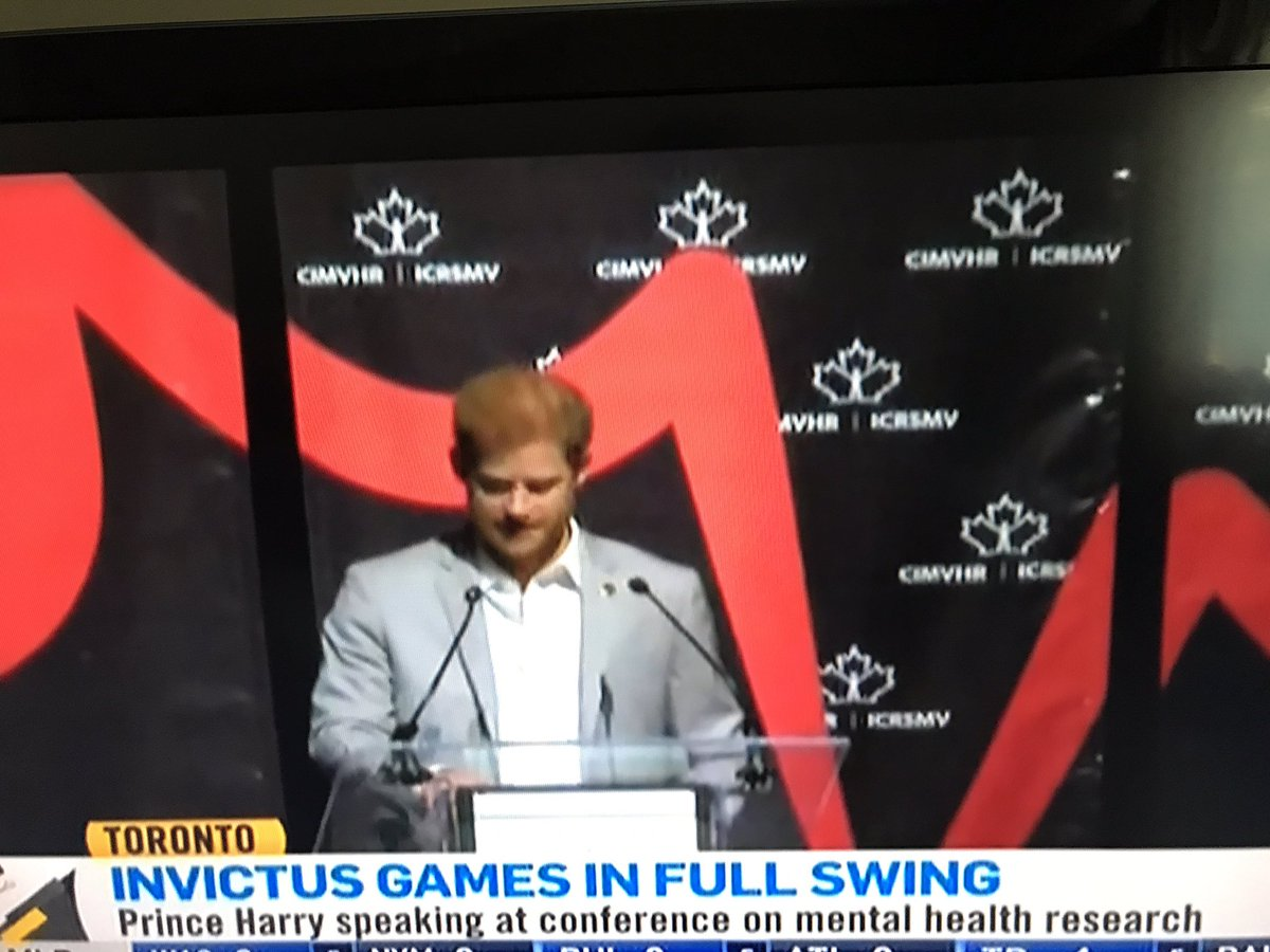 Let&#39;ssupport@InvictusToronto2017 #Like Prince Harry says let&#39;s stop the fighting and let&#39;s give it all for the next few days for them <br>http://pic.twitter.com/VAxH3LVlzo
