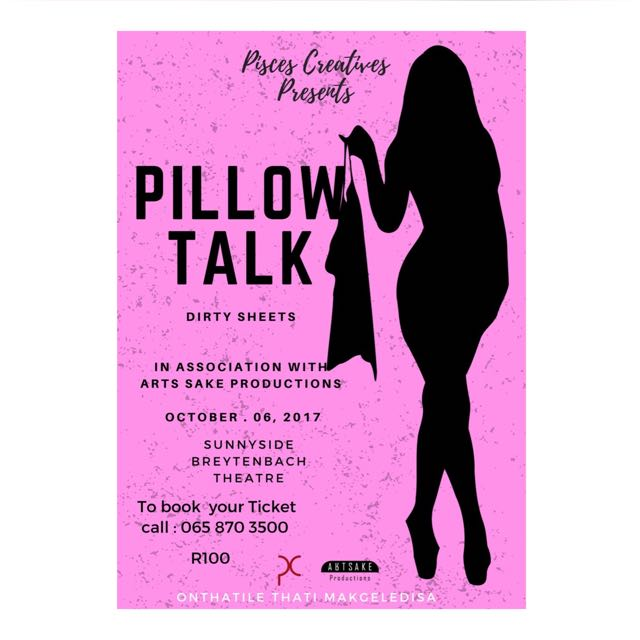 DM for tickets. This show is ghetto, relevant and funny. A must watch so please come support.   #pillowtalk <br>http://pic.twitter.com/izVU8R7Q8f