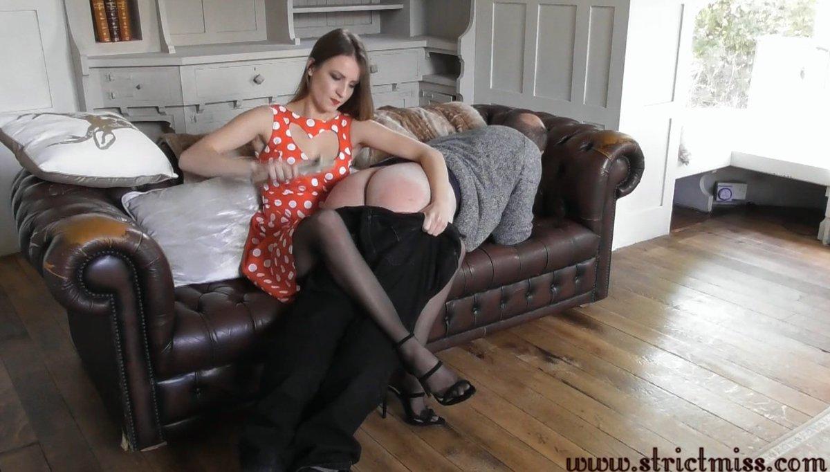 Sex slave to mistress