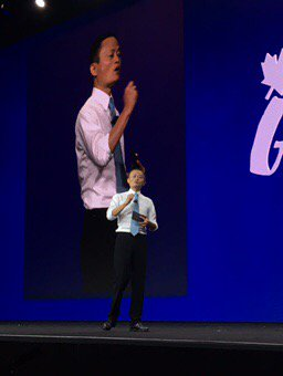 Jack Ma on #SMEs: 'Small companies have dreams. Big companies only hav...