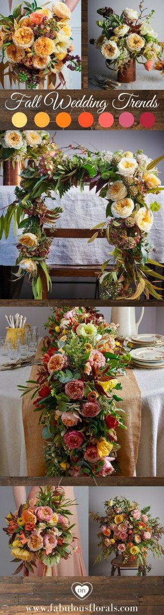 SHOP  http://www. fabulousflorals.com  &nbsp;   for more Fall #weddingtrends #Trending #wedding #weddings #flowers #fall #ontrend #trend #bouquet #bride #DIY<br>http://pic.twitter.com/dsb0pb5pds