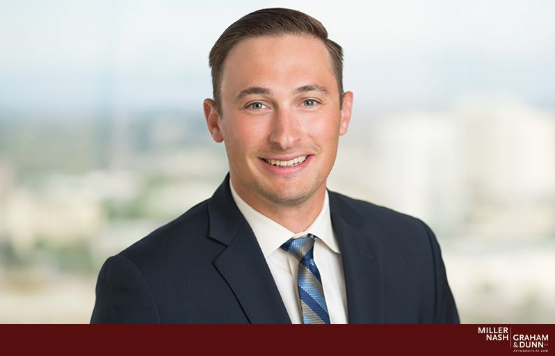 Welcome to the firm, Matt! Matt joins our #labor &amp; #employment litigation team in our #PDX office. Learn more:  http://www. millernash.com/miller-nash-gr aham--dunn-expands-labor-and-employment-law-team-with-the-addition-of-mattew-tripp-09-22-2017/ &nbsp; … .<br>http://pic.twitter.com/YH7JN51TVr