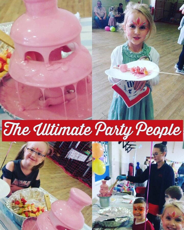 Our PINK chocolate fountain went down well! :D Yummm yumm! #pinkchocolate #pink #chocolatefountain #kidsparty #entertainer #sthelenshour<br>http://pic.twitter.com/ifd70PzuAn