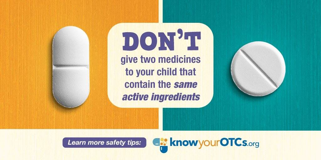 #Medicine errors are easy to make. Twice as much does NOT mean twice as effective! Always use a dosing device NOT a kitchen spoon. #overdose<br>http://pic.twitter.com/7u0I4p9lNc