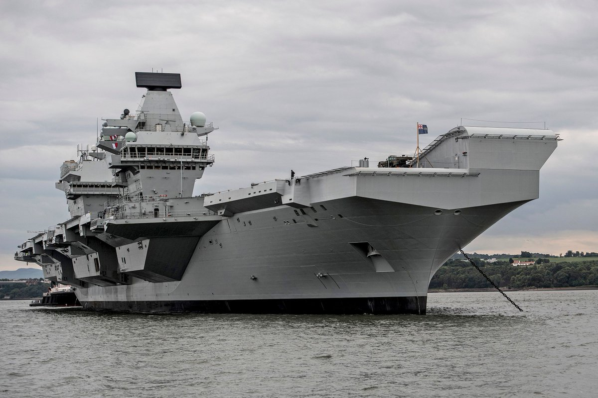 [Case Study] HMS Queen Elizabeth and Prince of Wales. Manufactured extruded rubber profiles.  https:// buff.ly/2fKWmbU  &nbsp;   #naval #engineering <br>http://pic.twitter.com/NIastG14sZ