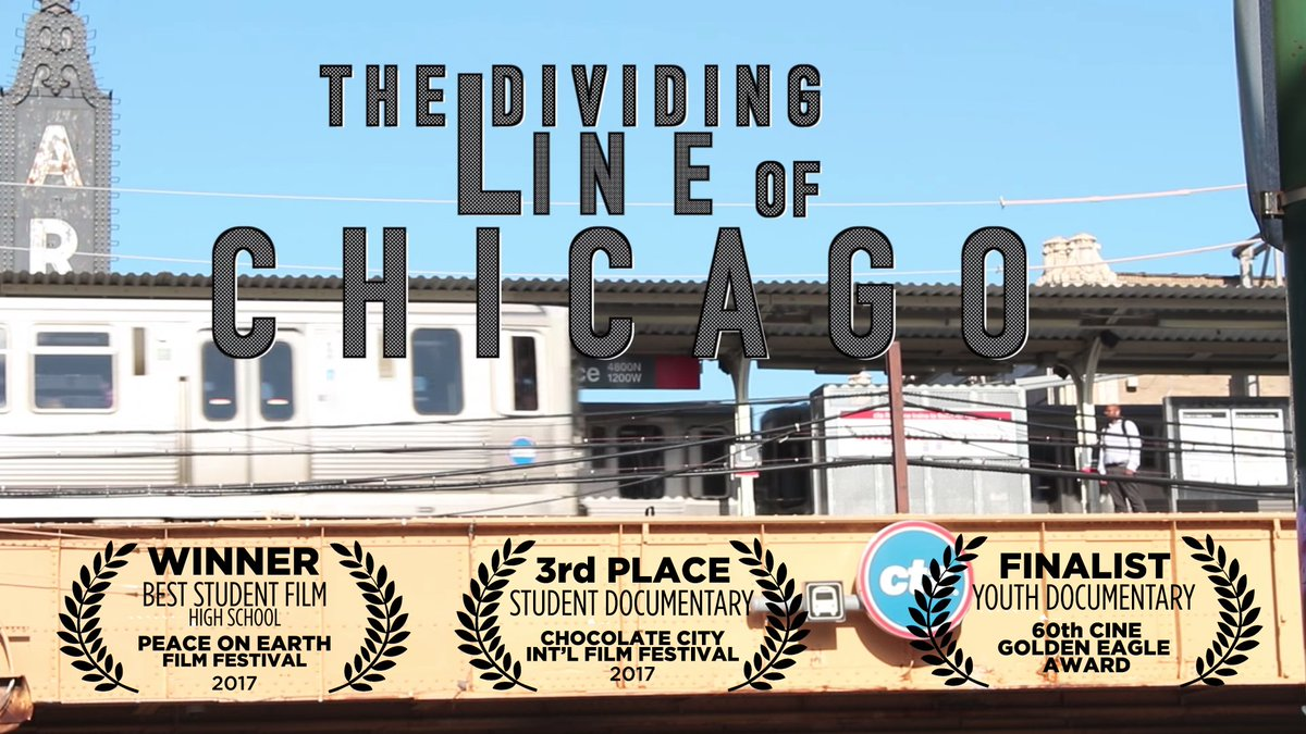 More #award updates: The Dividing Line of Chicago has received a @cinegoldeneagle Award as a Finalist in Youth Documentary!  #laurelstatus<br>http://pic.twitter.com/rxOpvBwFmJ