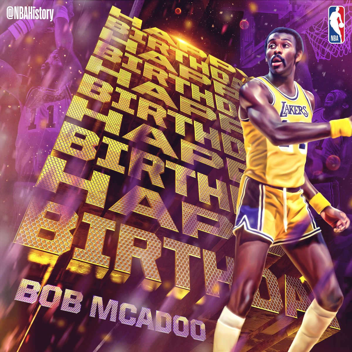 Famer Bob McAdoo Latest news Breaking headlines and Top stories