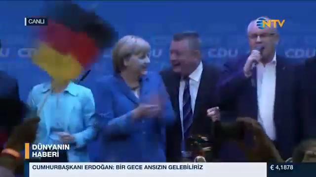 Merkel: Avrupa'nın en uzun soluklu başba...