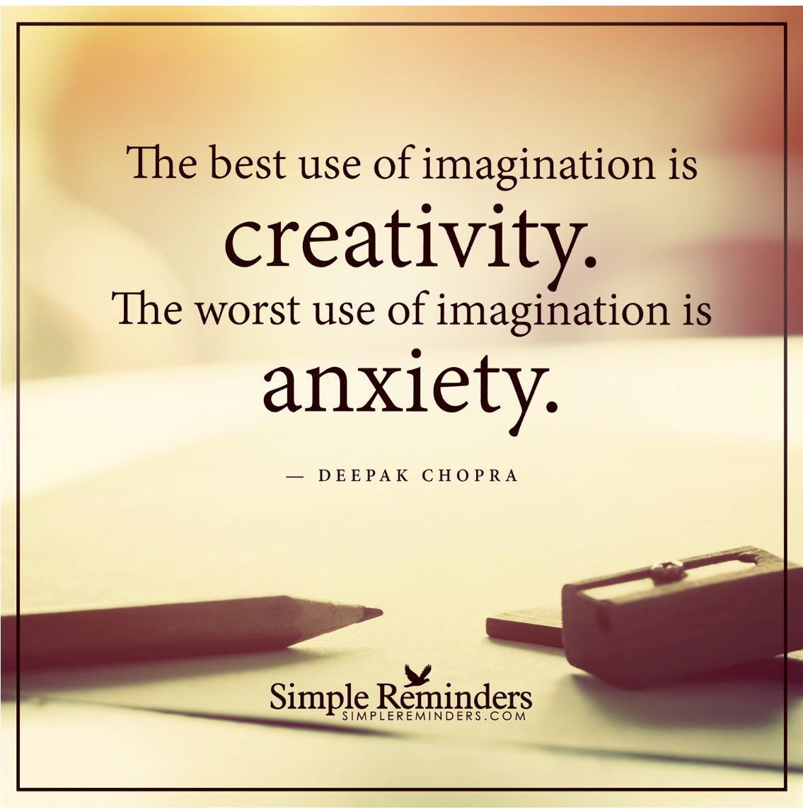 The best use of imagination is creativity #deepakchopra @DeepakChopra #create #music #imagination #peace #love<br>http://pic.twitter.com/ub9xi3xxJ3