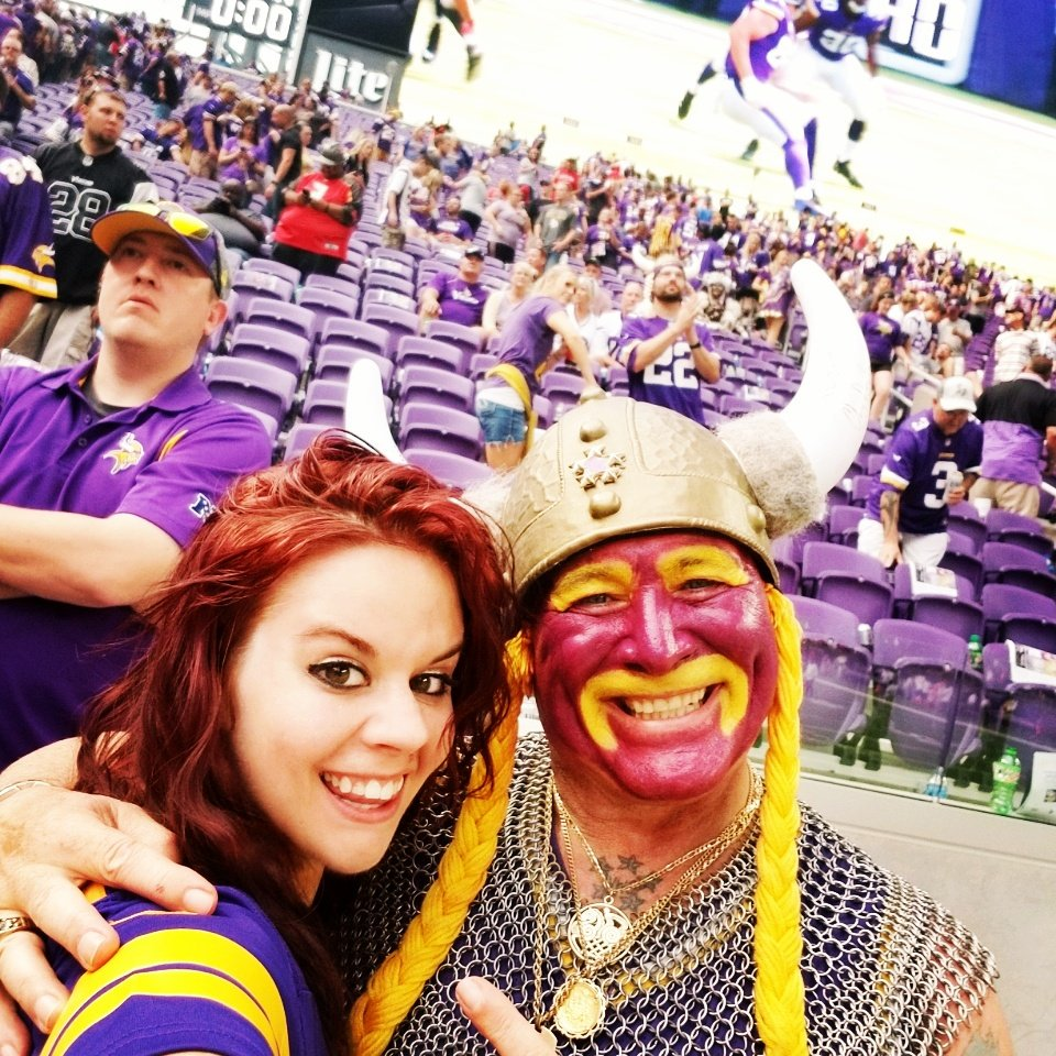 Syd is the best #vwo #sirsyd #Vikings<br>http://pic.twitter.com/97W4iq6Zzw