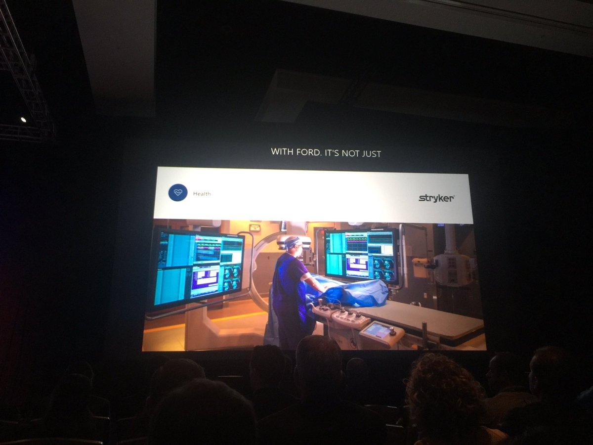 #Stryker simulated operating room #savinglives through #DigitalTransformation w/ #MSFT<br>http://pic.twitter.com/SwVq8l9PXo
