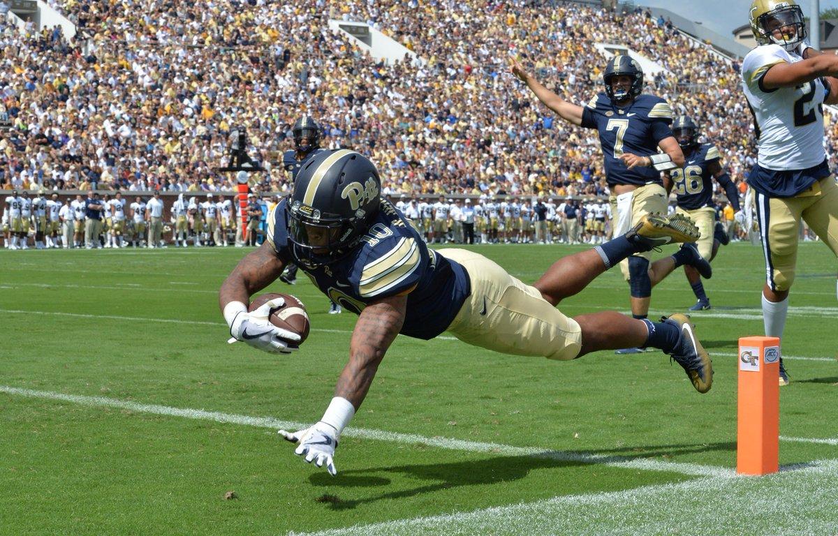Pitt Football On Twitter Pitt Vs Rice Panthers Return Home To